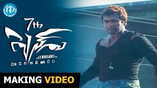 7th Sense Movie Making - Suriya || Shruti Hassan || Johnny Tri