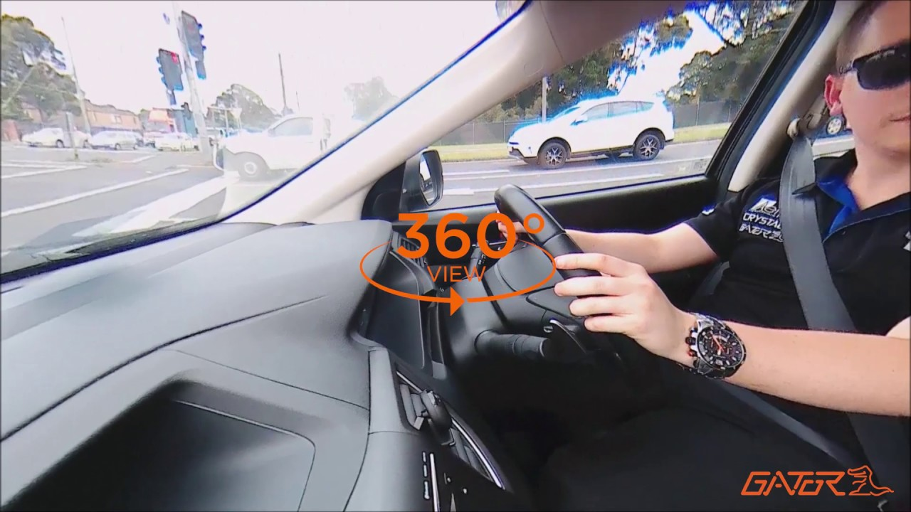 gator 360 camera dash cam 2k hd supercheap auto youtube. Black Bedroom Furniture Sets. Home Design Ideas