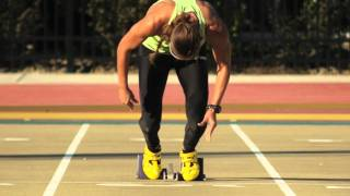 Lolo Jones Training