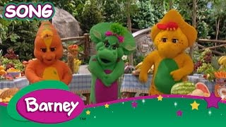 Barney & Friends: The Yum Yum Song