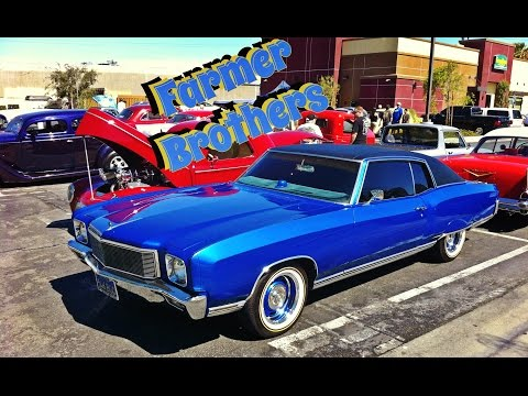 Car Show, Farmer Brothers - Gardena Ca.