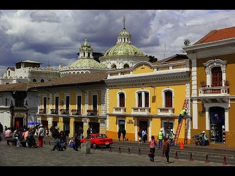 ECUADOR - QUITO (PART 1)