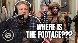 Why Is the Government Hiding the Capitol Riot Footage? | Pat Gray Unleashed