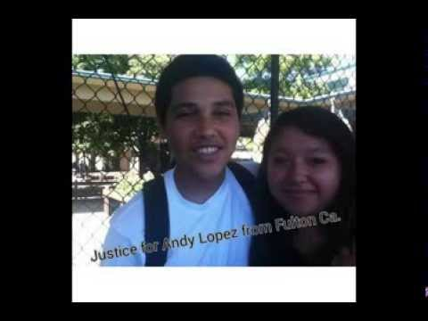 Justice for Andy Lopez Worldwide