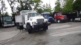 Mack Tandem Axle Dump Truck For Sale
