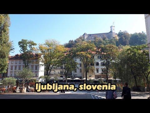 Ljubljana, Slovenia, a tour by Aidan Hitchcock