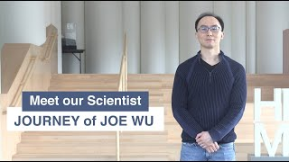 Meet our Scientist – Journey of Joseph Wu 我們的科學家 – 胡子祺