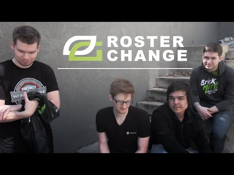 Call of Duty Roster Change Announcement