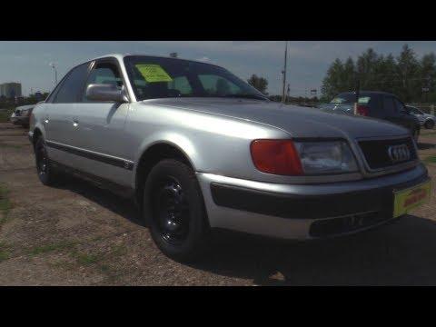1992 Audi 100. Обзор (интерьер, экстерьер, двигатель).