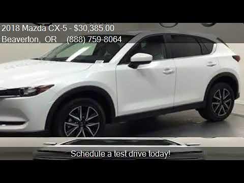 2018 Mazda CX-5 Touring AWD 4dr SUV for sale in Beaverton, O