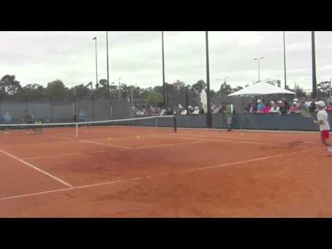 Toni Nadal Clay Court Coaching - Forehand Pattern