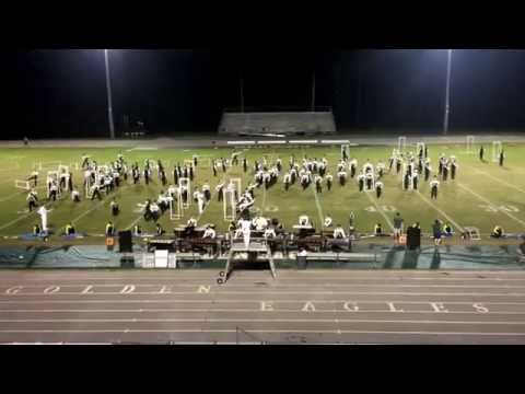 Fleming Island High School Marching Band 2015