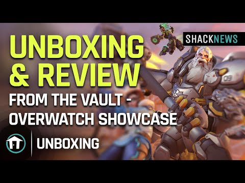 Unboxing & Review: From The Vault - Overwatch Showcase