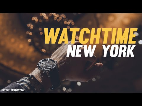 WatchTime NYC Event | #ASKTNH 91