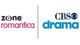 Zone Romantica to CBS Drama, rebranding - December 3rd 2012 - 6AM CET