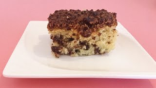 Sour Cream Coffee Cake With Pecan- Recipe by Toniawyt