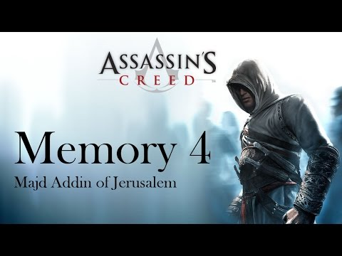 Assassin's Creed Memory 4 - Majd Addin of Jerusalem #14
