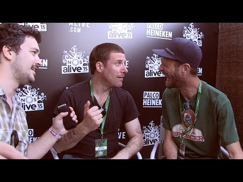 Sleaford Mods | Made of Things | NOS Alive 2015