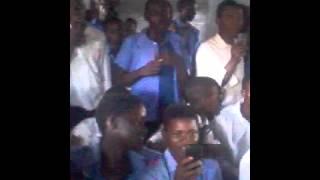 TAPUDZAI HIGH SCHOOL GIG BY DOCTOR B