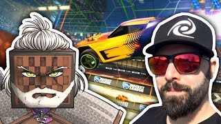 I played Rocket League with Keemstar