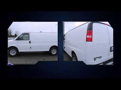 New 2013 Chevrolet Express 1500 - StockID: 6-89003 - Hank Graff Davison, Flint Chevy Dealer