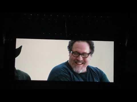 The Mandalorian Trailer Star Wars Celebration HD (bts reel)