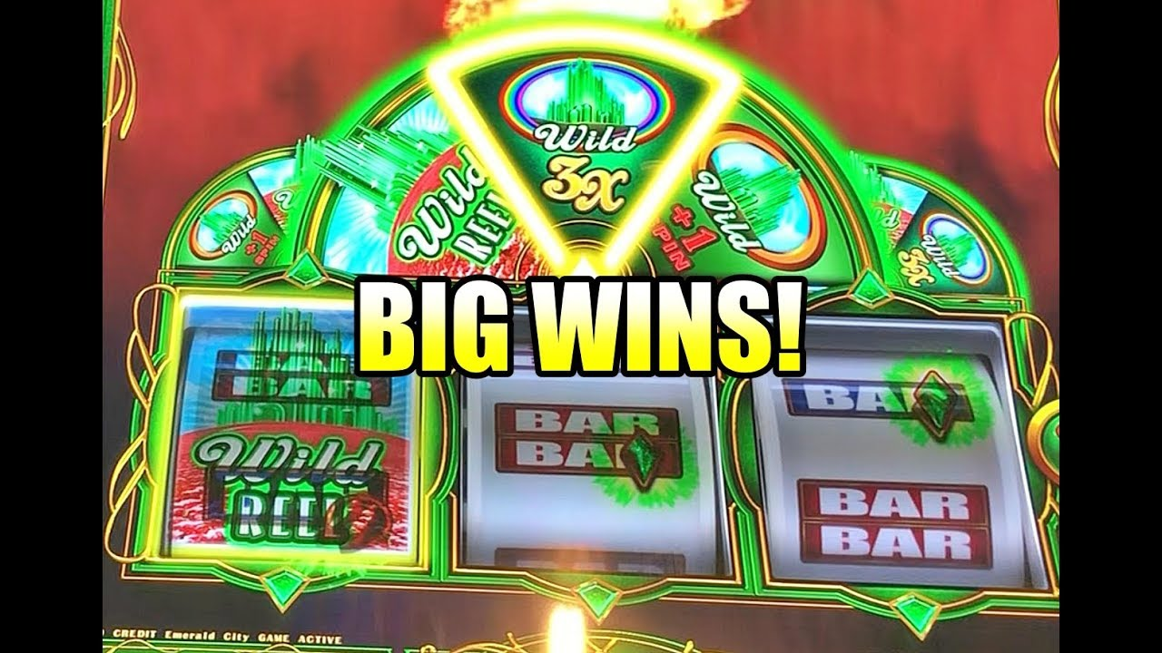 Emerald City Slot