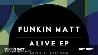 Funkin Matt - Evila (Original Mix)