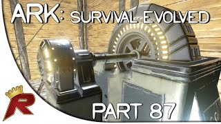 "Ark: Survival Evolved Gameplay - Part 87: ""Electrical Generator?!"" (Early Access)"