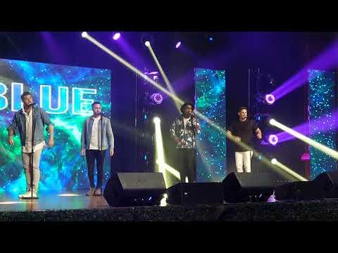 Blue Live In Malaysia 3/3/19 - You Make Me Wanna