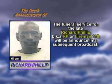 Richard Phillip short