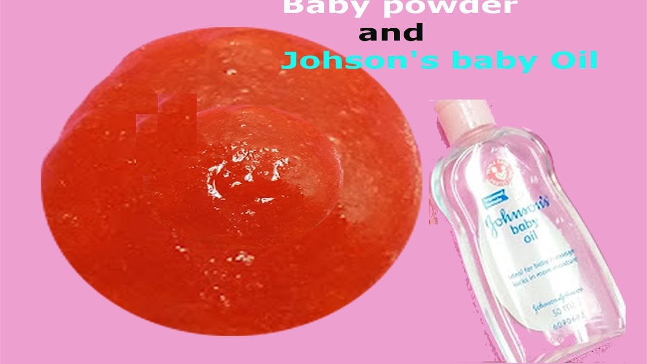 How to make slime with baby powder and baby oil without glue diy how to make slime with baby powder and baby oil without glue diy slime without glue ccuart Images