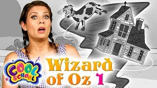 Story Time with Ms. Booksy -- Cool School - Wizard of Oz - NEW Chapter 1