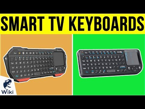 10 Best Smart TV Keyboards 2019