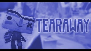 Tearaway: Adventure HD Video Game Play Through - PS Vita