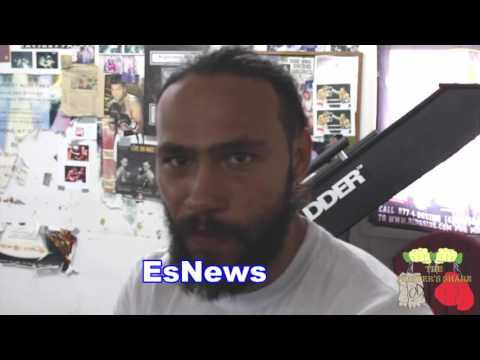 Keith Thurman Full Interview On Angel Garcia Danny Garcia Floyd Mayweather Conor McGregor