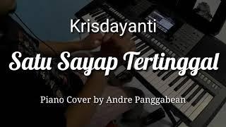 Satu Sayap Tertinggal - Krisdayanti | Piano Cover by Andre Panggabean