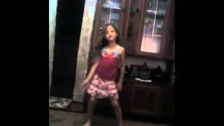 Как я танцую одна !!!Liza Kot^3