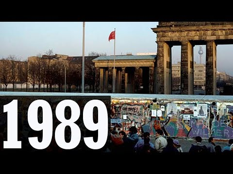 1989 - The Berlin Wall comes down and the soldiers go home (Jamie Shea's History Class)