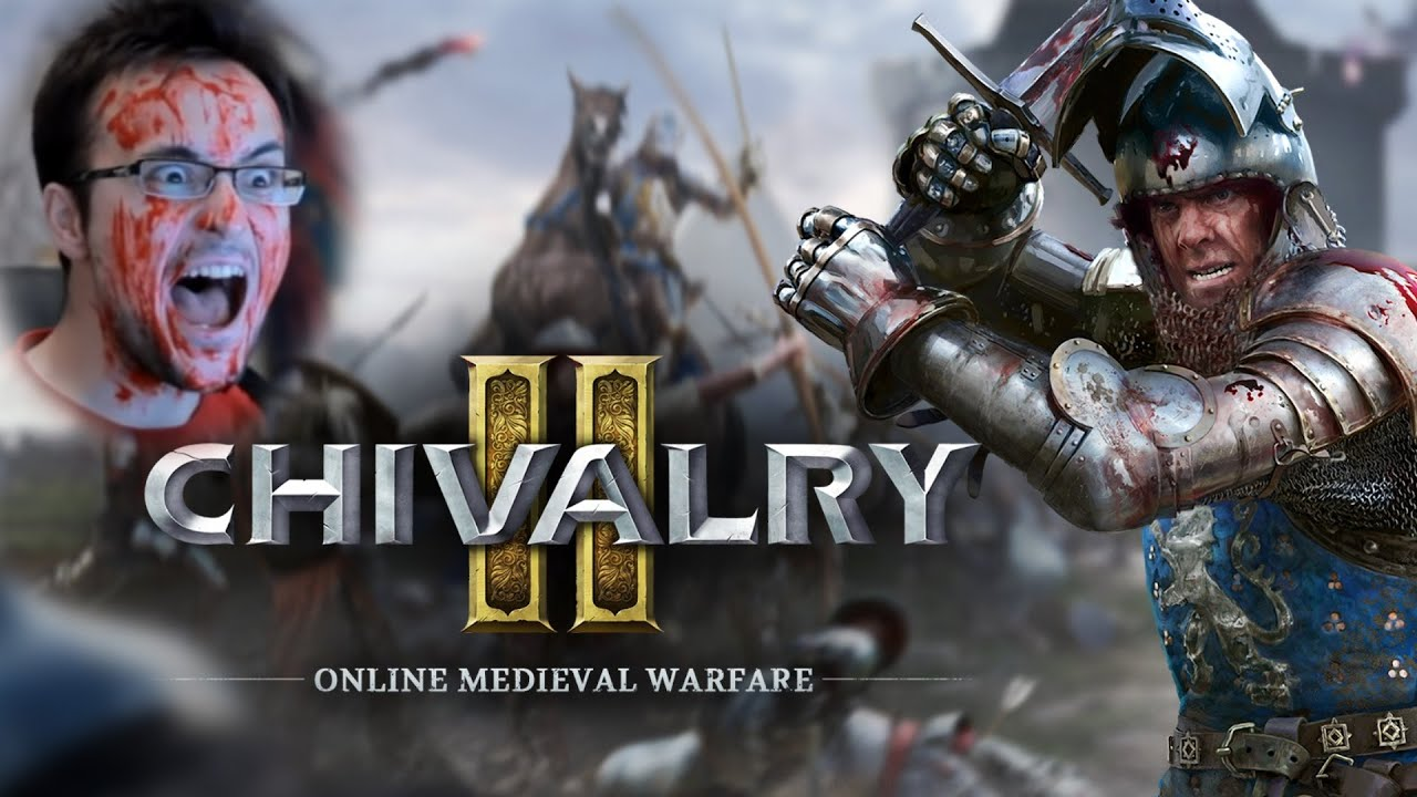 AGATHAAA! CHIVALRY 2 ENFIN !(découverte) Benzaie Live
