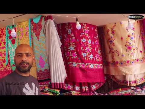 Fareed Saree & Shawl House \\ Nampally exhibition 2019 \\numaish- Hyderabad