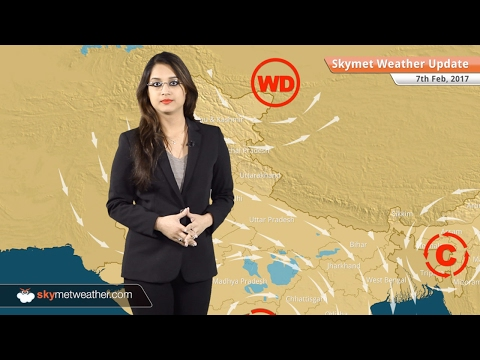 Weather Forecast for Feb 7: Drop in Minimums over Northwest India, Fog in UP, Bihar