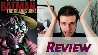 Batman: The Killing Joke - Movie Review | Defending The Bat-Sex