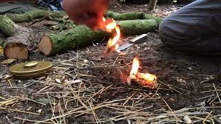 Bushcraft Overnight Camp