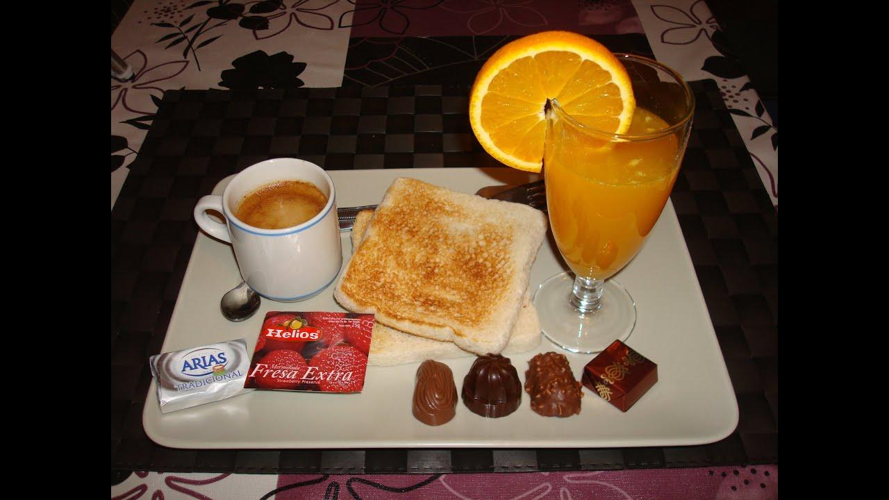 C mo preparar un desayuno rom ntico f cil romantic for Comidas faciles de preparar en casa