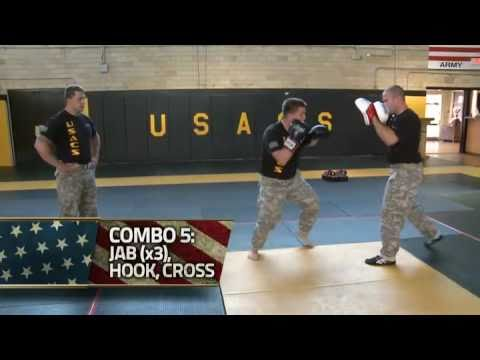 Military Combatives MMA - 2010 Close Combat:  Light Heavyweights  - The Pentagon Channel
