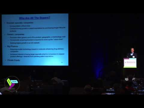 DDP 2013: Drug Delivery Partnerships Annual Wall Street Address - Part 1