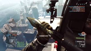 Battlefield 4 Conquest Large Siege of Shanghai (No commentary) Part 1