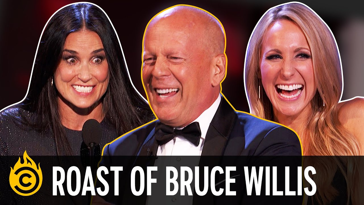 Download The Harshest Burns from the Roast of Bruce Willis