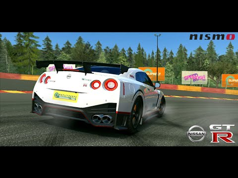 Real Racing 3   Test Drive 2018 Nismo Nissan GT-R (R35)